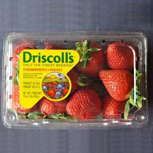 Dâu tây driscolls Mỹ - Vinfruits.com