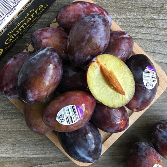 Mận đường Nam Phi - vinfruits.com 2