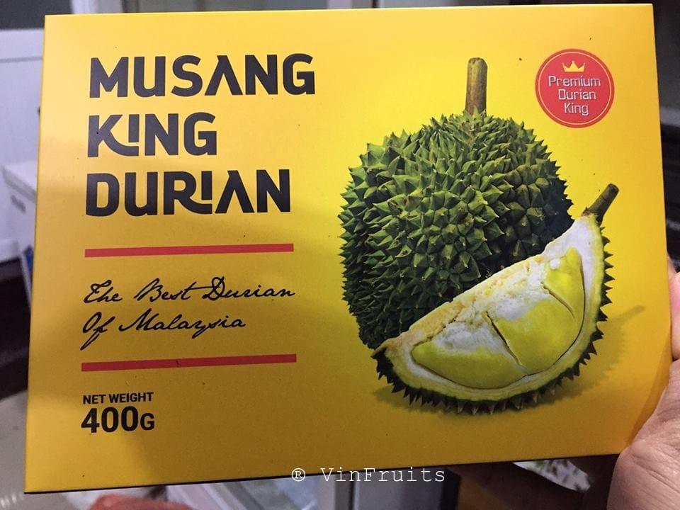Musan King Durian - VinFruits