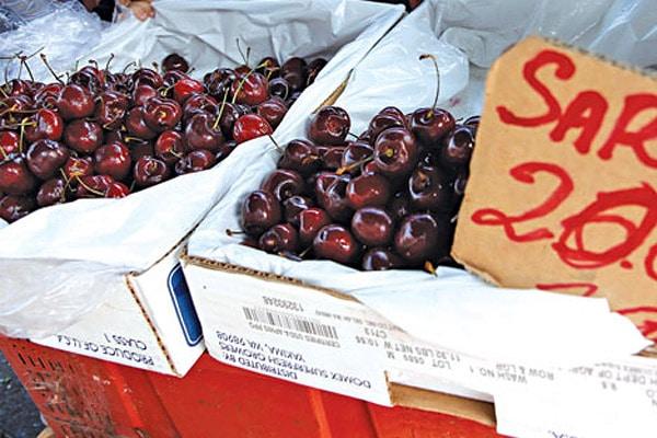 Cherry giá rẻ nhập khẩu từ Trung Quốc - Vinfruits