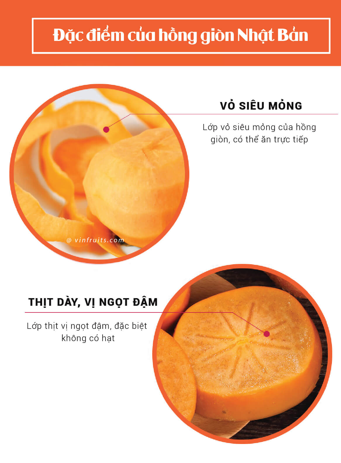 Hong gion Nhat Ban - vinfruits 3
