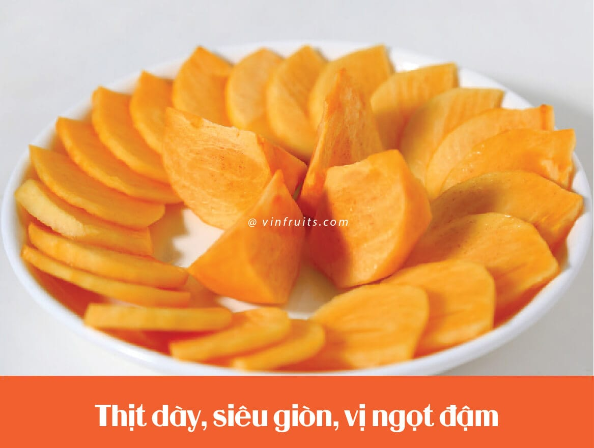 Hong gion Nhat Ban - vinfruits 4