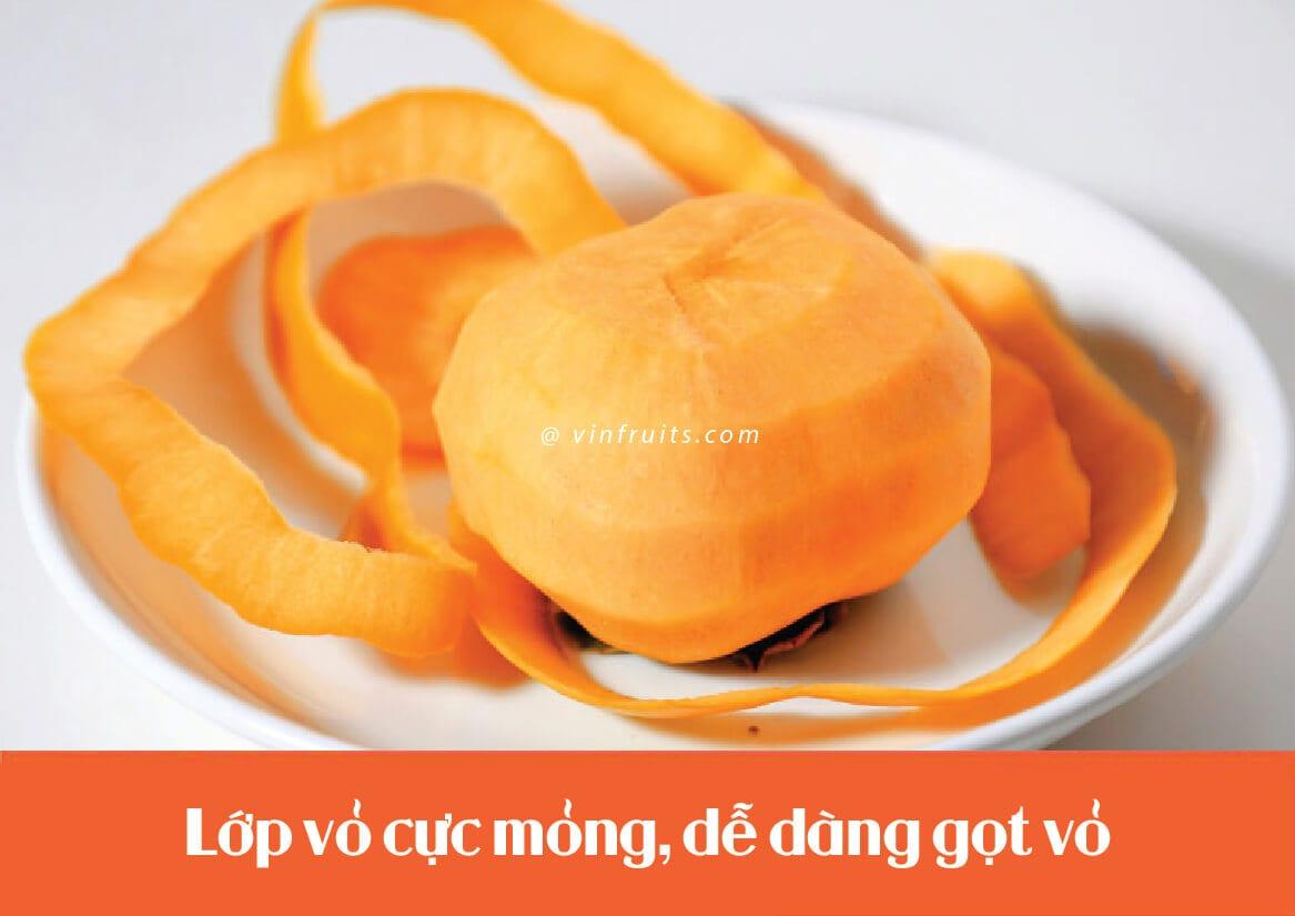 Hong gion Nhat Ban - vinfruits 5
