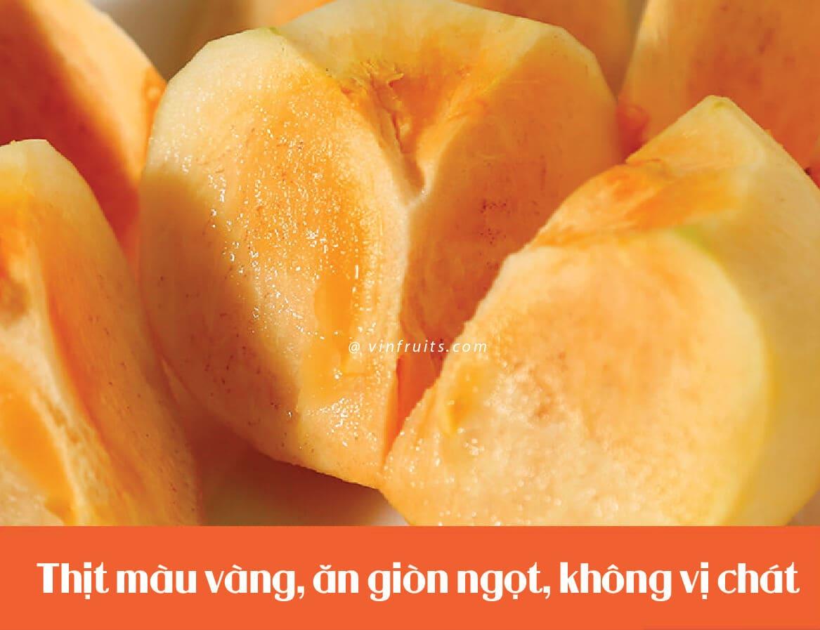 Hong gion Nhat Ban - vinfruits 6