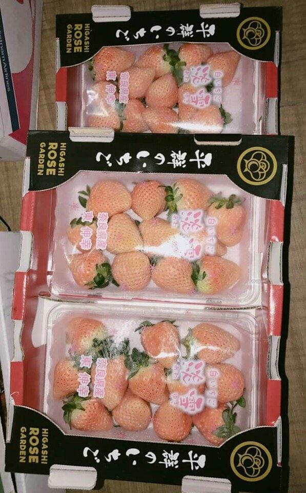 Dâu hồng nhật bản - Vinfruits