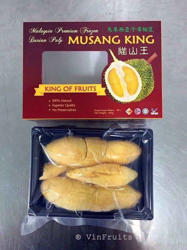 Musang King Malaysia Durian - VinFruits