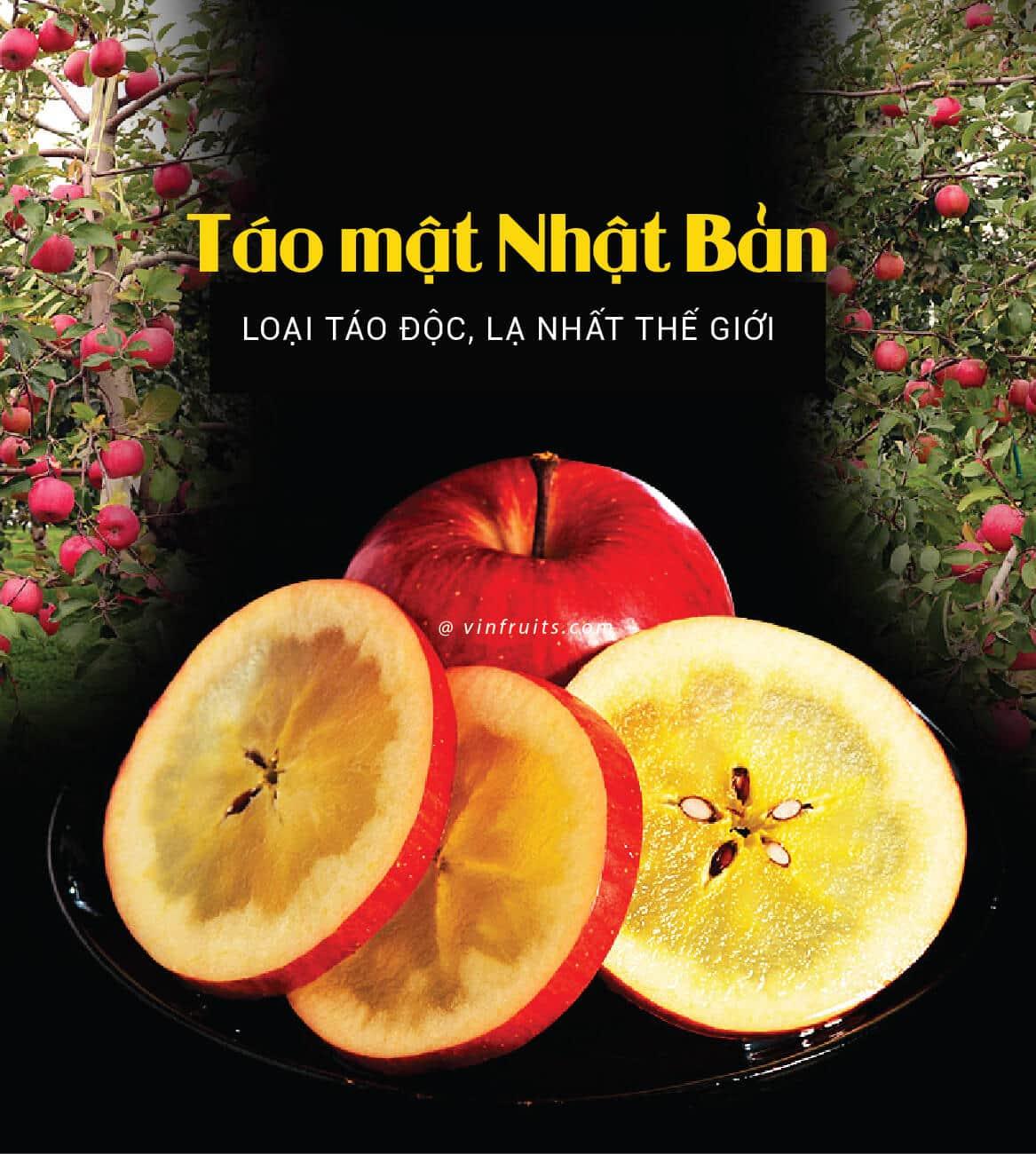 Tao mat Nhat Ban - vinfruits