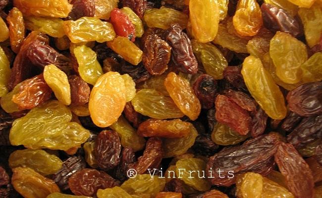 nho kho - vinfruits