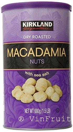 Hạt Macca Kirkland - Vinfruits