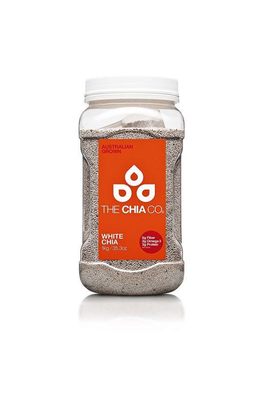 Hộp chia trắng Úc 1kg - The Chia Co