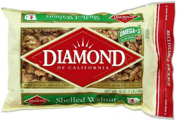 Hạt óc chó Diamond of California Mỹ - VinFruits