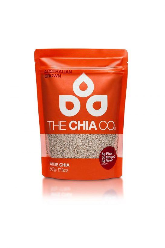 Túi chia trắng Úc 500g - The CHIA CO White Chia
