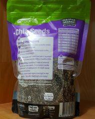 Hạt chia đen Absolute Organic 1 kg