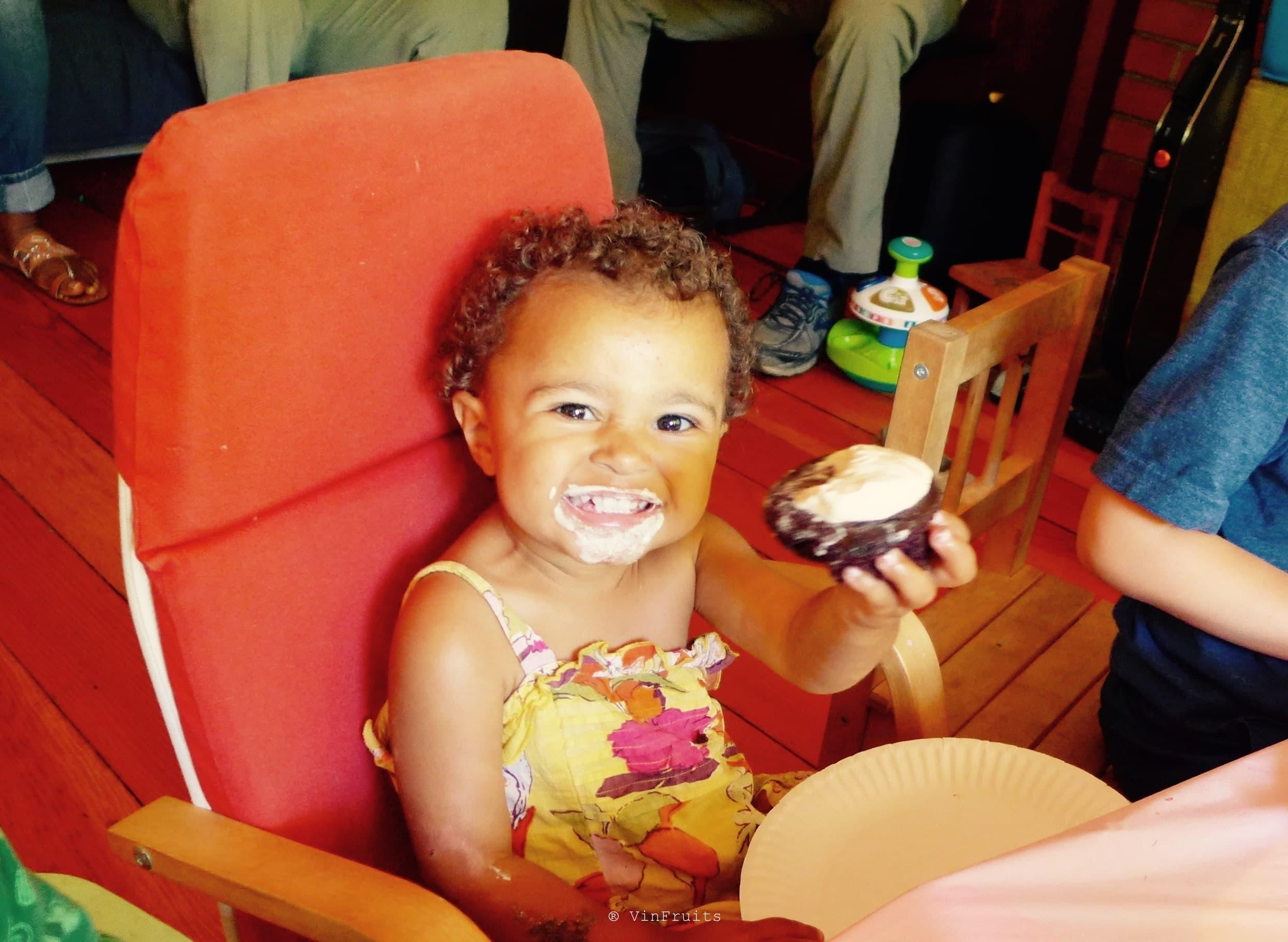 Bánh hạt chia cho trẻ nhỏ - Vinfruits