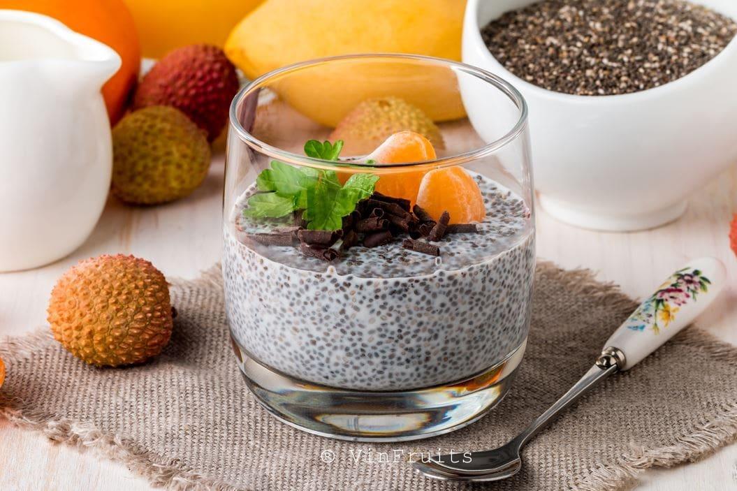 Bảo quản hạt chia - Vinfruits