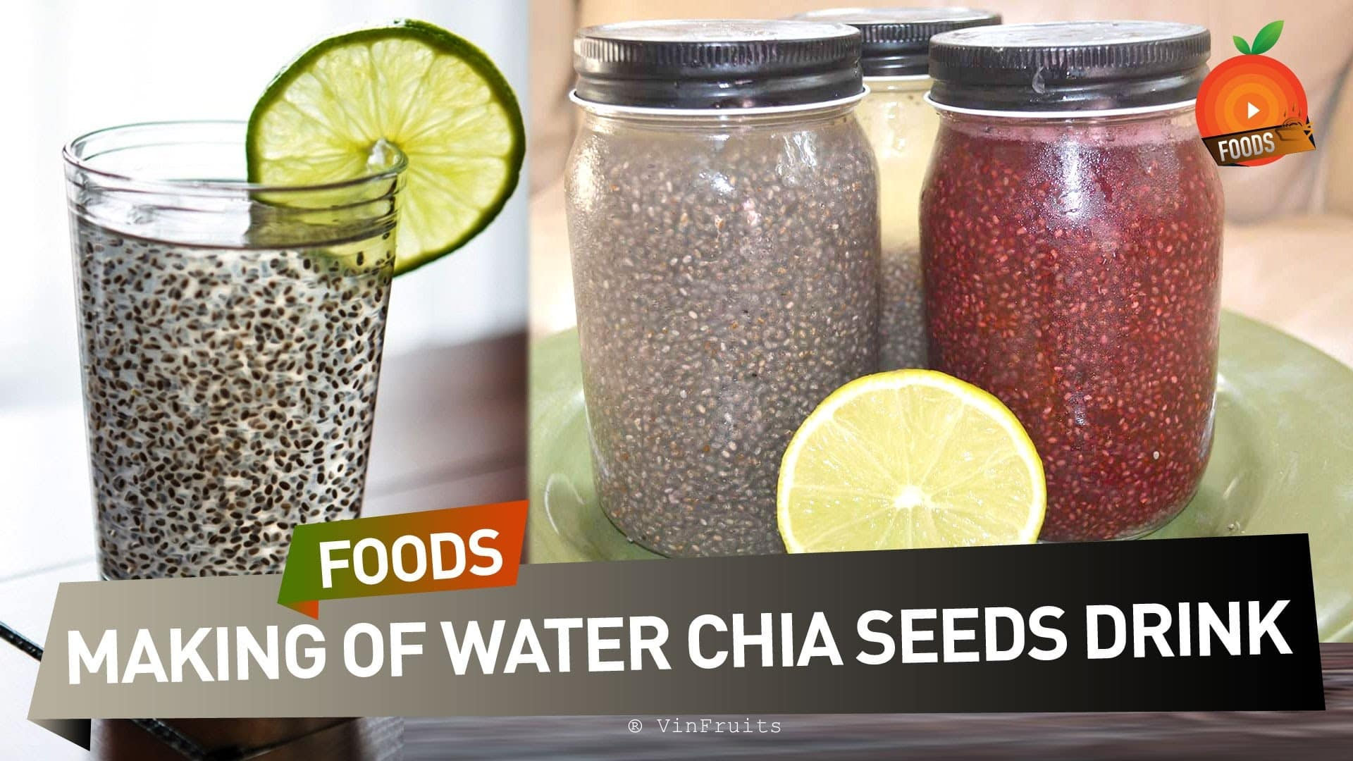 Cach uong hat chia dung cach - Vinfruits