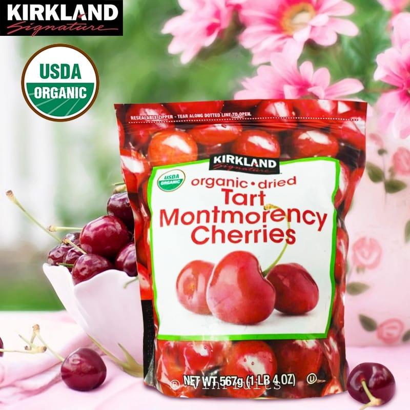 Cherry sấy khô của Mỹ - Vinfruits