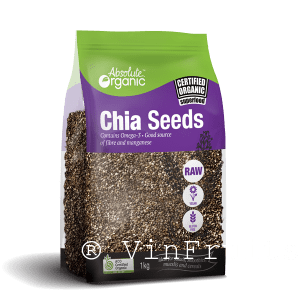 Chia Seeds Organic - Absolute Organic