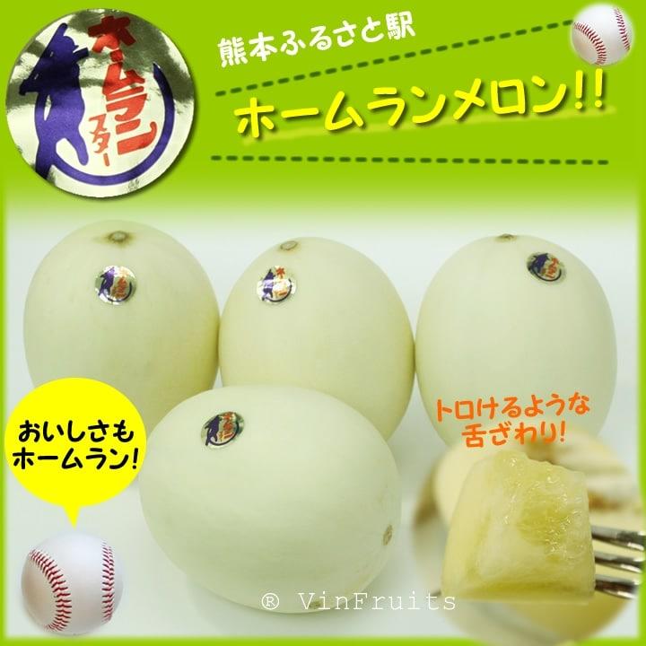 Dưa lê trắng Nhật Bản - Vinfruits