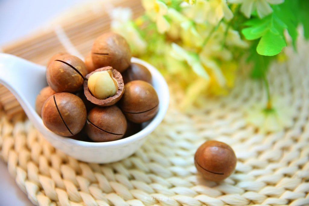 Giá hạt macca Úc bao nhiêu 1 kg
