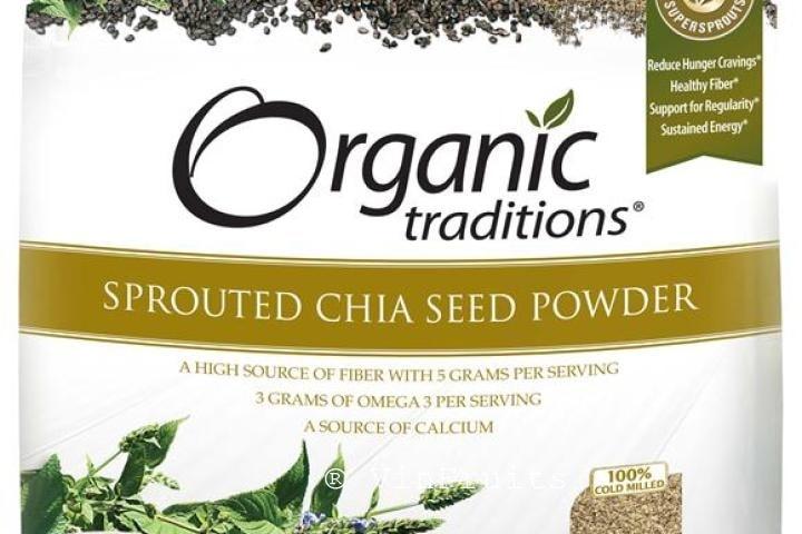 Hạt chia Organic Mỹ - Vinfruits
