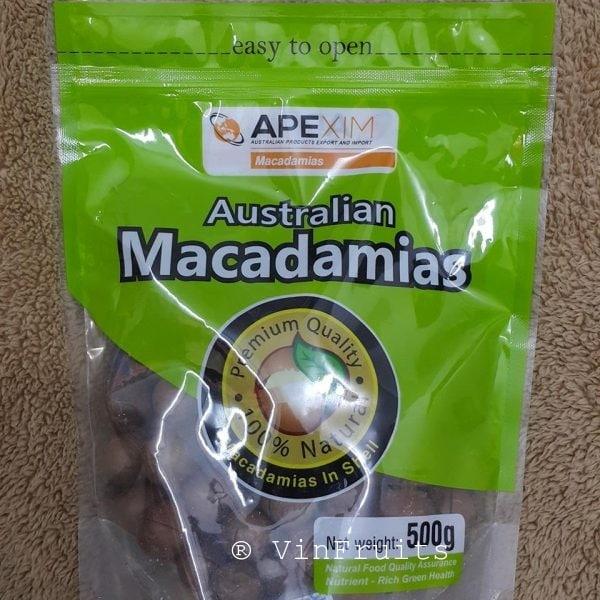 Hạt macca Úc nhập khẩu - Vinfruits