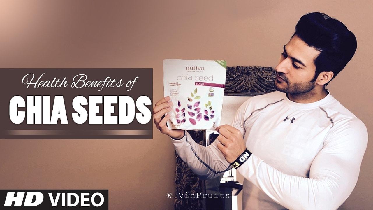 Tác dụng của hạt chia với bà bầu - Vinfruits