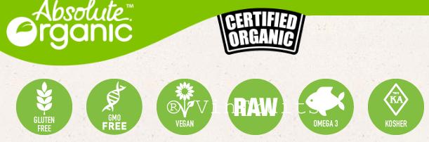 Thương hiệu hạt chia Organic Uc - Vinfruits