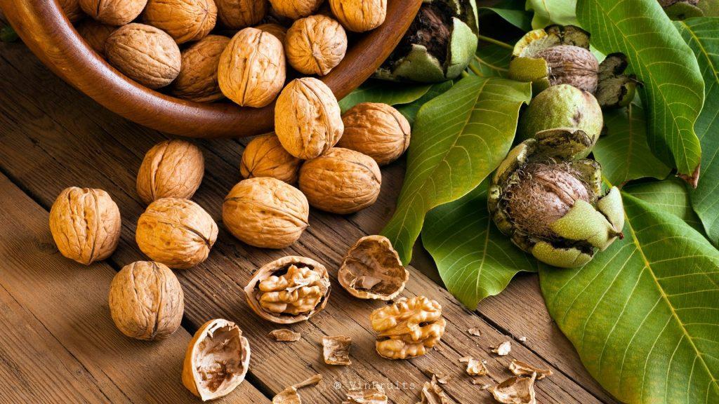 hạt óc chó Mỹ - Vinfruits