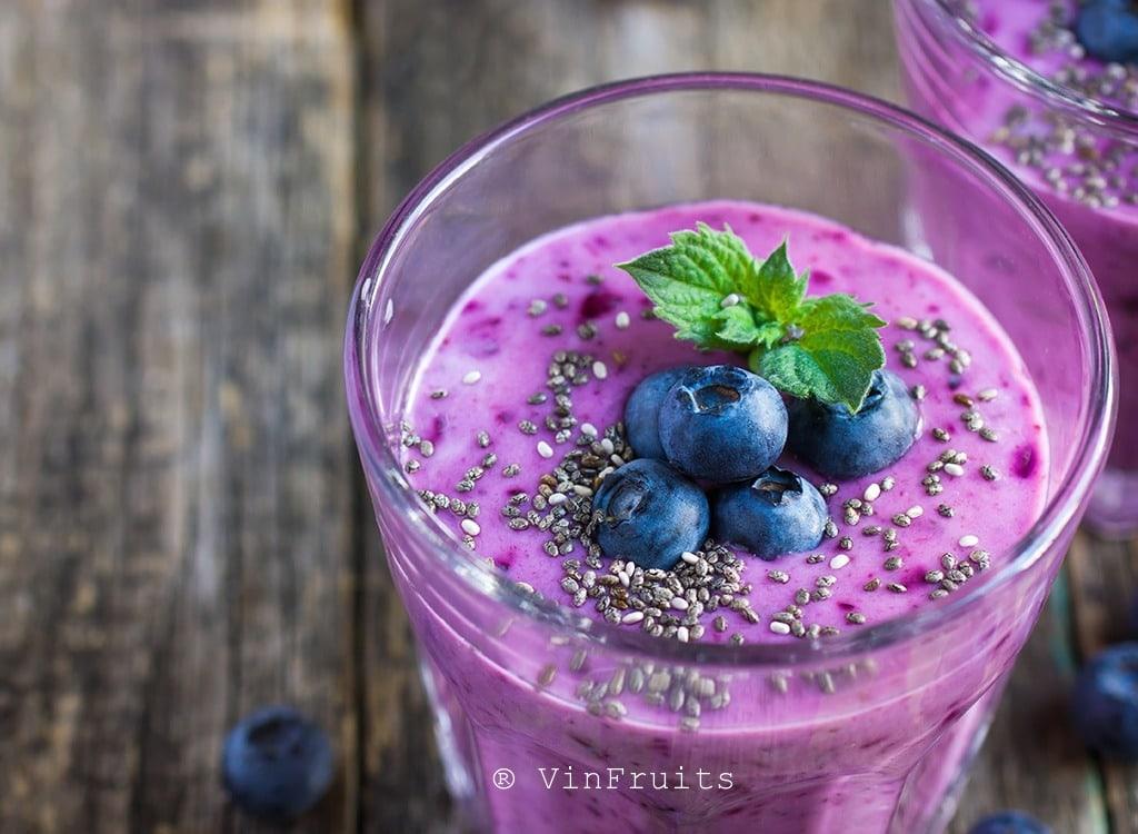 hạt chia giảm cân - Vinfruits