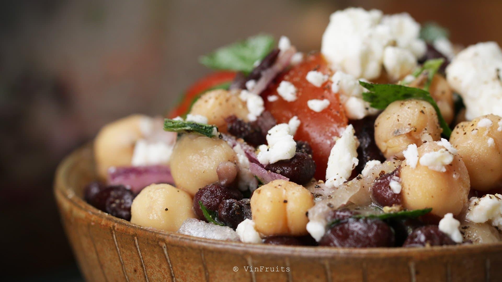 Món salad macca - Vinfruits