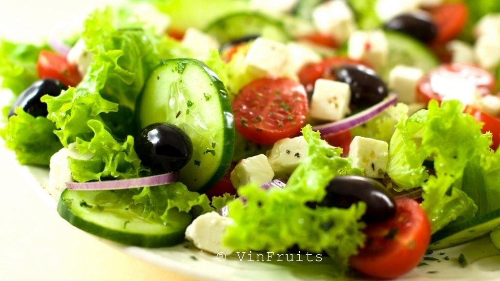 salad chà là - Vinfruits
