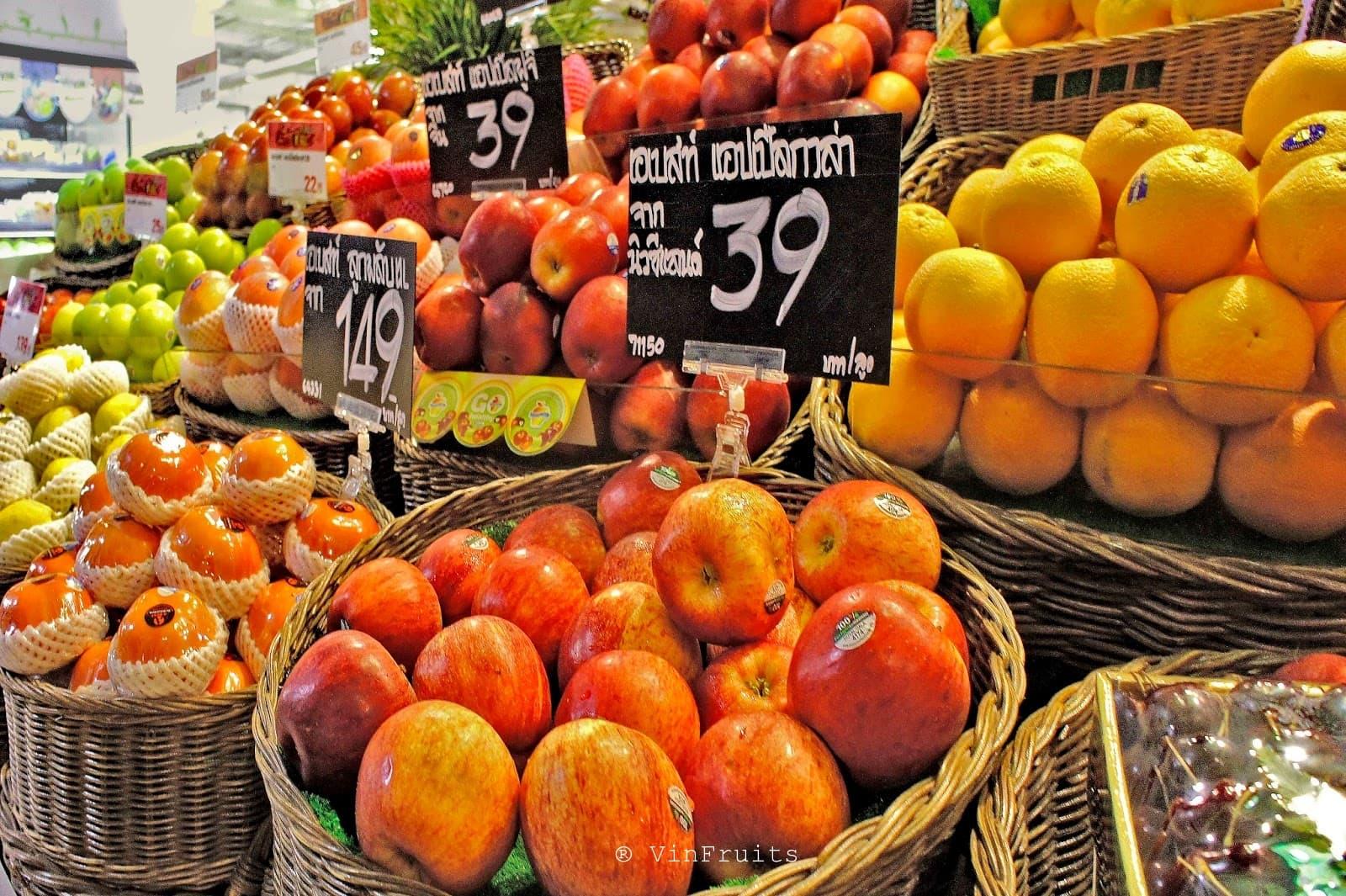 trai cay nhap khau tphcm - vinfruits