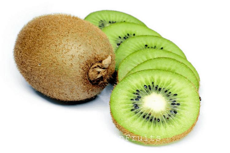 Kiwi là loại trái cây Nhật thuộc hàng bổ dưỡng nhất cho sức khỏe và lý tưởng cho làm đẹp.