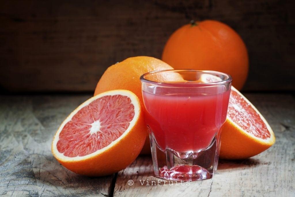 Cam ruột đỏ Cara cara nhập khẩu - Vinfruits