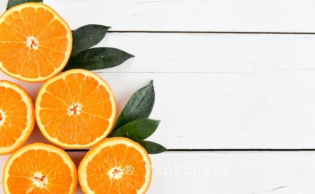 Giá trị dinh dưỡng của quả cam - Vinfruits