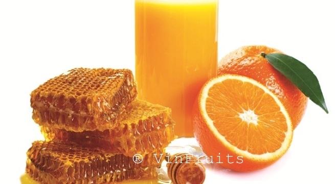 Nước cam mật ong - Vinfruits