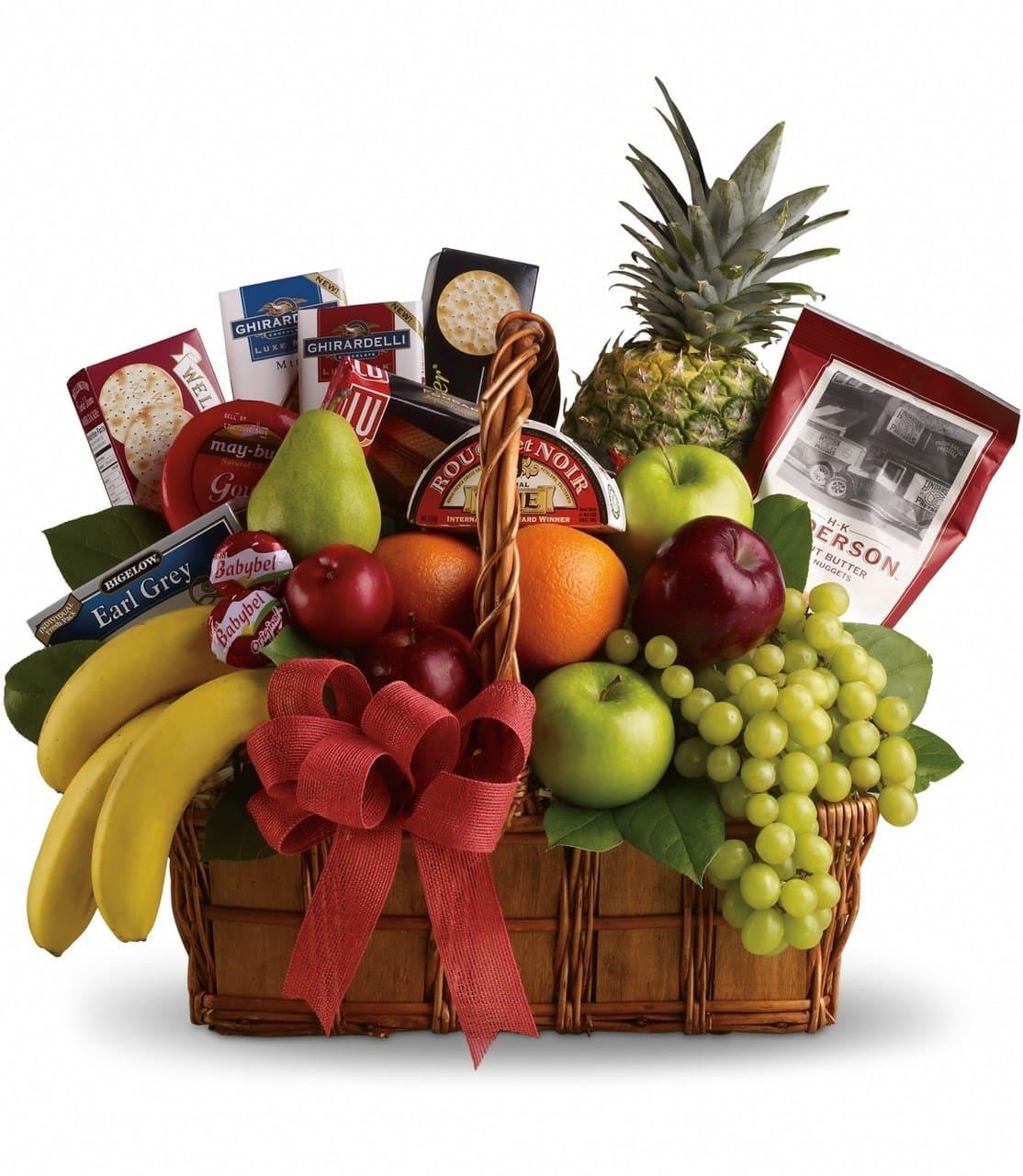 Quà tết ý nghĩa cho ba mẹ, ông bà - Vinfruits
