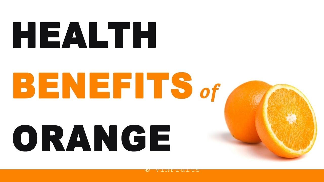 Tác dụng của quả cam với cơ thể - Vinfruits