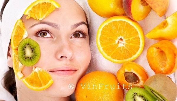 Tác dụng của quả cam với làn da- Vinfruits
