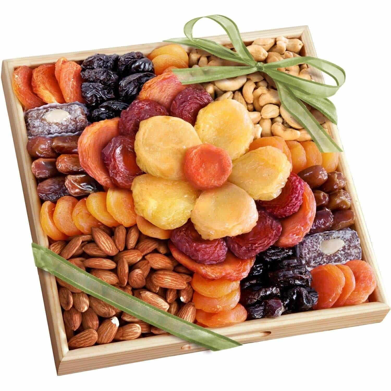 Gói quà Tết sang trọng năm 2018 - Vinfruits