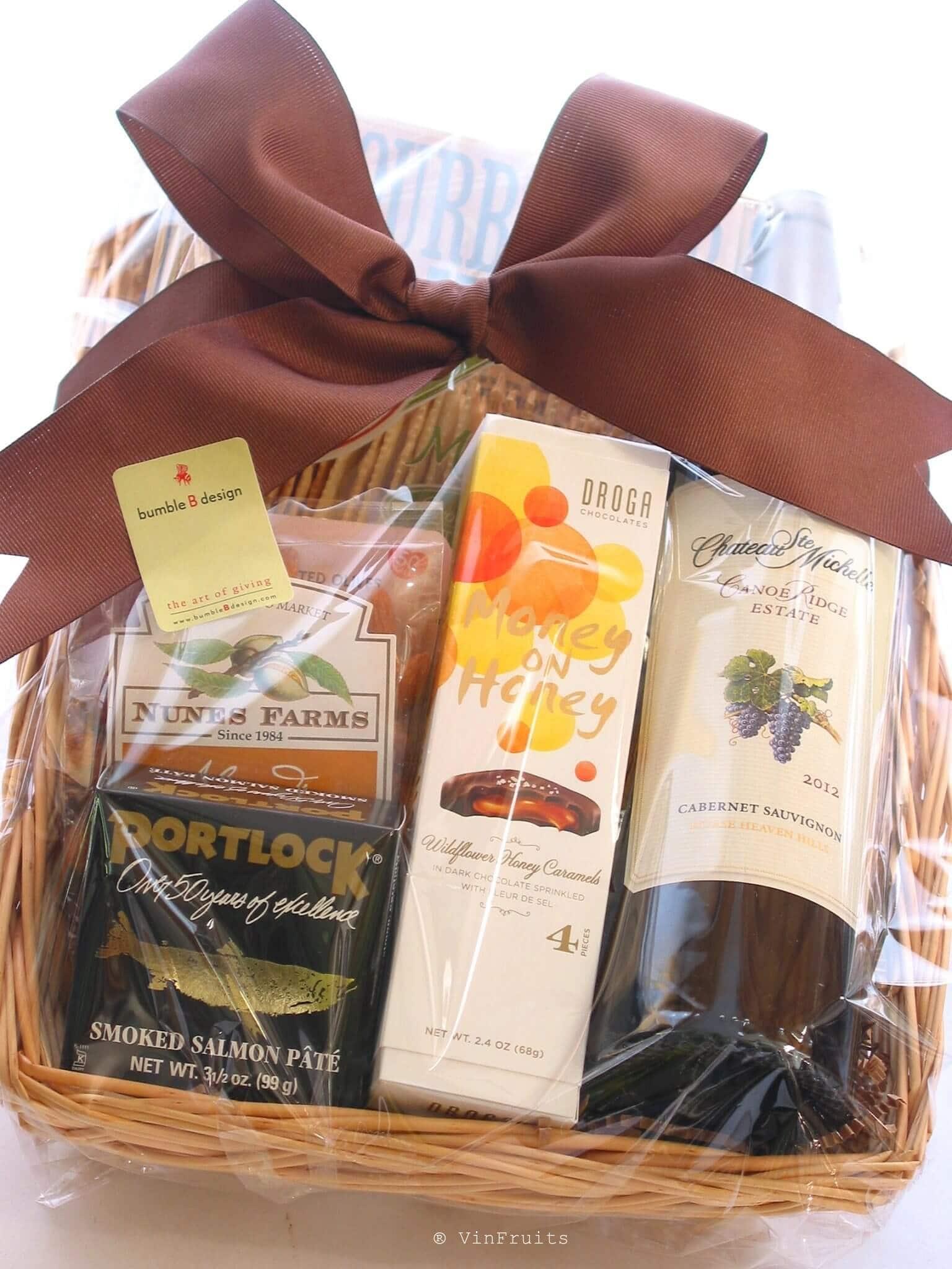 Quà tặng doanh nghiệp ý nghĩa - Vinfruits