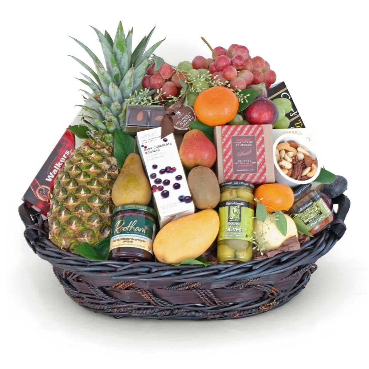 Quà tặng tết cao cấp 2018 - Vinfruits