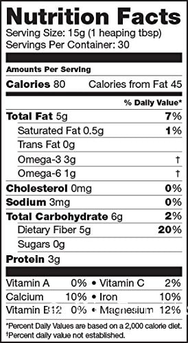 Hạt chia Sunfood Mỹ - Vinfruits