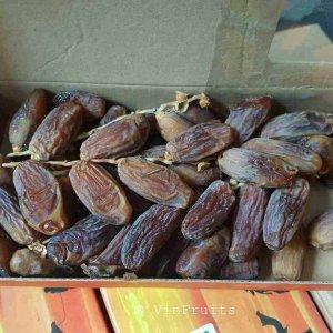 Chà là nguyên cành Tunisia Pháp 500g 3 - Vinfruits