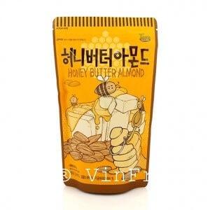 Hạnh nhân Tẩm Mật Ong của Hàn Quốc 2- Vinfruits