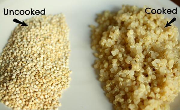Cách nấu hạt diêm mạch - VinFruits