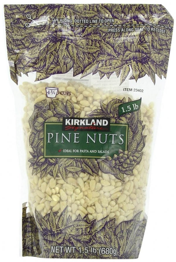 Kirkland Organic Pine Nuts 680g - VinFruits 1