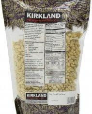 Kirkland Organic Pine Nuts 680g – VinFruits 2