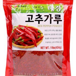Ớt Bột Hàn Quốc Tae Kyung NongShim Gói 454G | VinFruits